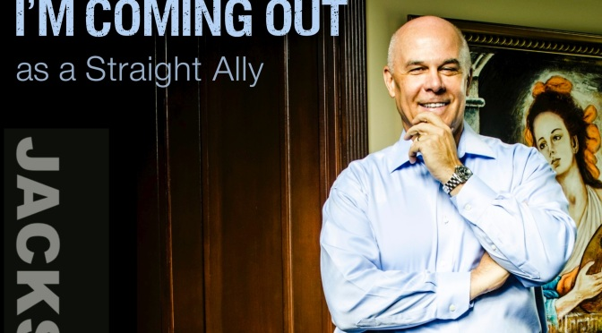Ally Profile: Pat Geraghty