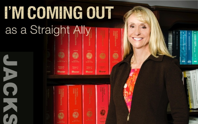 Ally Profile: Nancy Hogshead-Makar