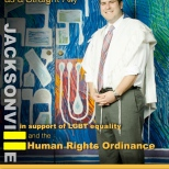 Rabbi Jesse Olitzky, Jacksonville Jewish Center