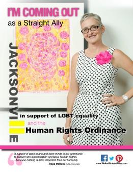 Hope McMath, Arts Advocate