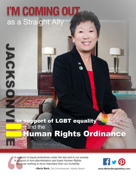 Maria Mark, City Commissioner of Atlantic Beach