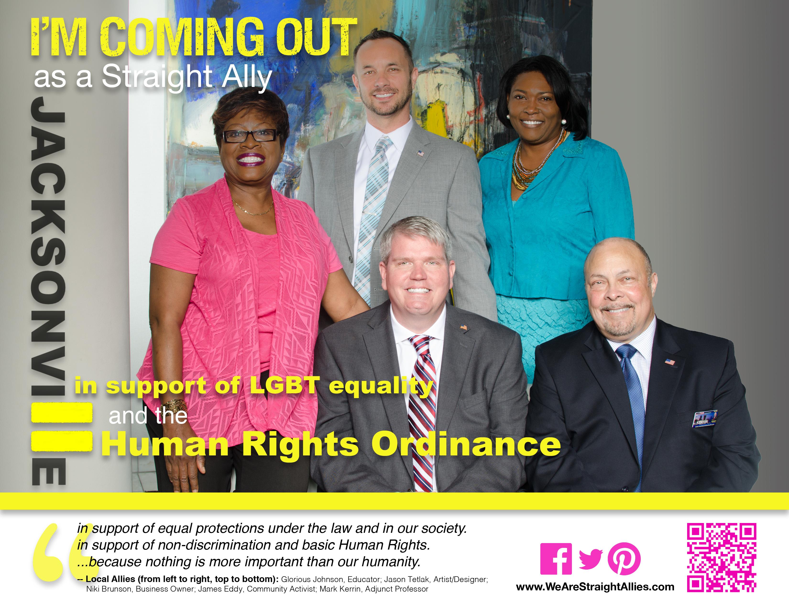 Jacksonville Latino Gay Community