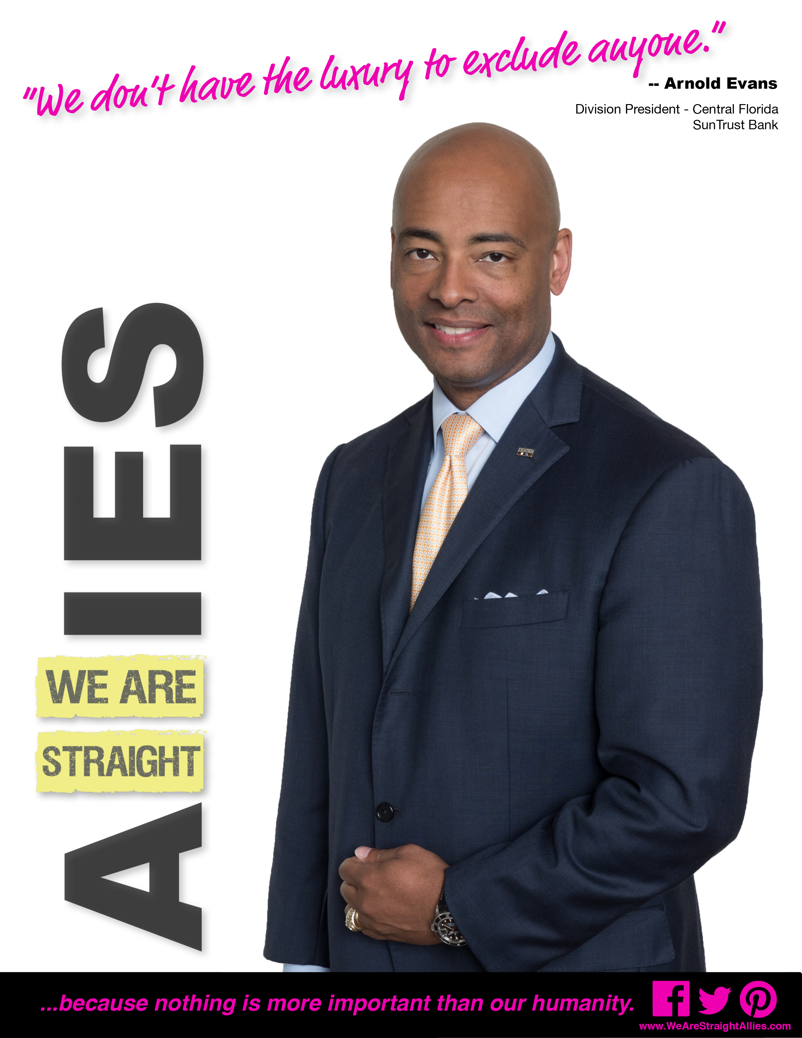 co workers we are straight allies arnold evans fp